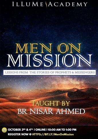 MEN ON MISSION